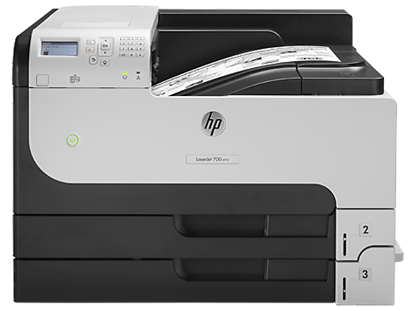 Picture of HP Color LaserJet Enterprise CP4025n Printer - CC489A#BGJ