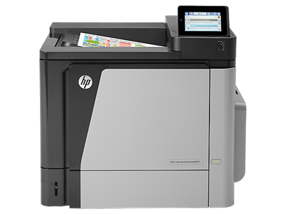 Picture of HP Color LaserJet Enterprise M651dn - CZ256A#BGJ