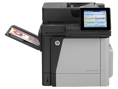 Picture of HP Color LaserJet Enterprise MFP M680dn - CZ248A#BGJ