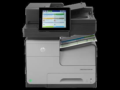 Picture of HP Officejet Enterprise Color MFP X585F - B5L05A#BGJ