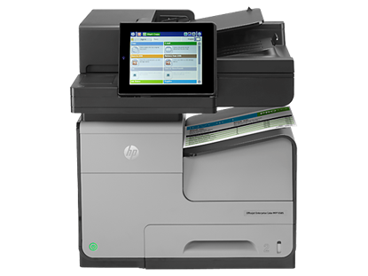 Picture of HP Officejet Enterprise Color MFP X585dn - B5L04A#BGJ