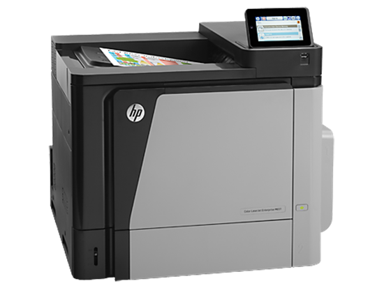 Picture of HP Color LaserJet Enterprise M651n - CZ255A#BGJ