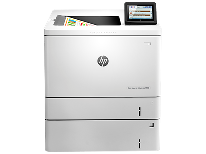 Picture of HP Color LaserJet Enterprise M553x - B5L26A#BGJ