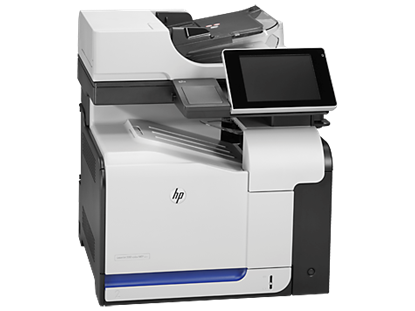 Picture of HP LaserJet Enterprise 575f color MFP - CD645A#BGJ