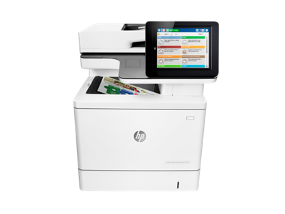Picture of HP Color LaserJet Enterprise MFP M577DN - B5L46A#BGJ