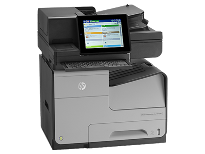 Picture of HP Officejet Enterprise Color Flow MFP X585z - B5L06A#BGJ
