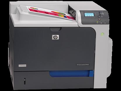 Picture of HP Color LaserJet Enterprise CP4025dn Printer - CC490A#BGJ