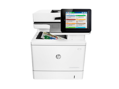 Picture of HP Color LaserJet Enterprise Flow MFP M577z - B5L48A#BGJ