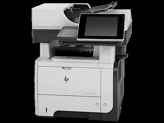 Picture of HP LaserJet Enterprise flow MFP M525c - CF118A#BGJ