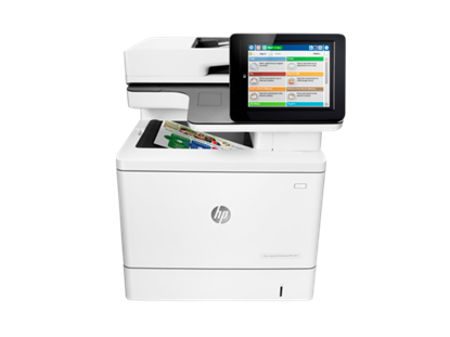Picture of HP Color LaserJet Enterprise MFP M577f - B5L47A#BGJ