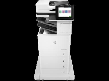 Picture of HP LaserJet Enterprise MFP M631z - J8J65A#BGJ