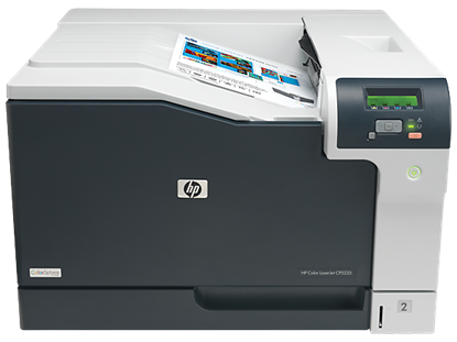 Picture of LaserJet Professional CP5225n Printer - CE711A#BGJ