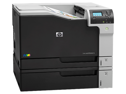 Picture of HP Color LaserJet Enterprise M750dn Printer - D3L09A#BGJ