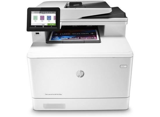 Picture of HP Color LaserJet Pro MFP M479fdw - W1A80A#BGJ